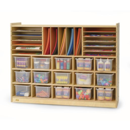 Value Line™ Birch 15-Tray Multi-Storage - No Trays