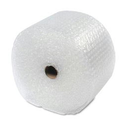 """Sealed Air 5/16"""" Thick 12"""" x 100 ft. Bubble Wrap AirCap Cushioning Material Roll"""