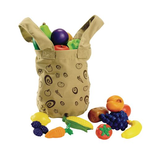 Spouts™ Fresh Picked Fruits and Veggies - 17 Pieces