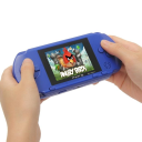 PXP3 Portable Handheld Video Game System with 150+ Games / Blue