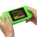 PXP3 Portable Handheld Video Game System with 150+ Games / Green
