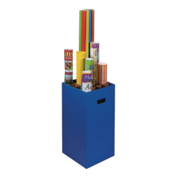 Classroom Keepers® Paper Roll Storage