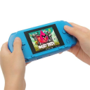 PXP3 Portable Handheld Video Game System with 150+ Games / Light Blue