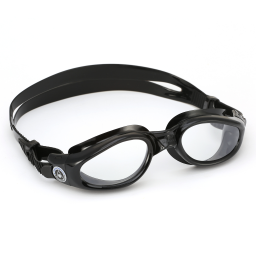 Aqua Sphere Kaiman Swim Goggles With Clear Lenses For Smaller Faces - 2019