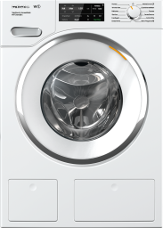 Miele 2.26 Cu. Ft. Front Load Washer WWH860WCS