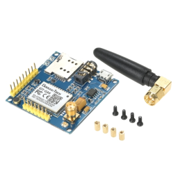 GPRS A6 Pro Serial GPRS GSM Module Core Developemnt Board with Antenna