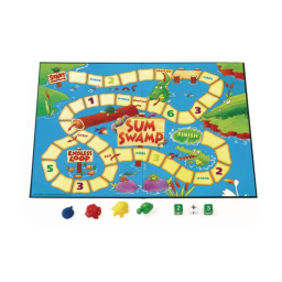 Sum Swamp™ Addition and Subtraction Game