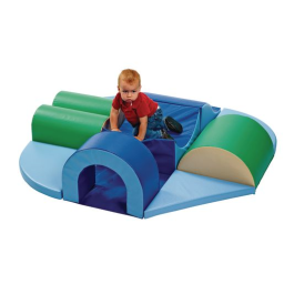 Nature Tone Obstacle Course Climber