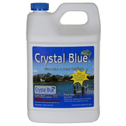 Crystal Blue Blue Lake and Pond Colorant Treatment
