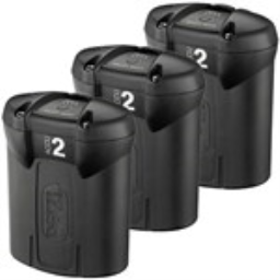 Petzl E55450 2 (3-Pack) Rechargeable Battery