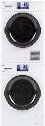 Haier Front Load Washer & Dryer Set HAWADREW1502