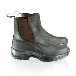 Horze Sporty Rugged Jodhpur Boots