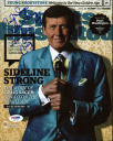 """Craig Sager Reporter """"sagerstrongfoundation.org"""" Signed 8X10 Photo PSA #AB81928"""