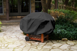 """Protective Weathermaxâ""""¢ Large Barbecue Cover #2 - Black"""