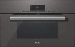 Miele M-Touch PureLine 30 Single Electric Speed Oven H6870BMGRGR