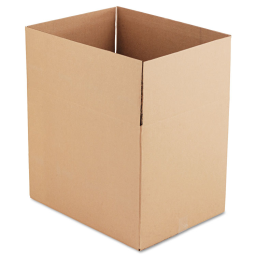"""General Supply 24"""" x 18"""" x 18"""" Corrugated Shipping Boxes  Brown  Pack of 10"""