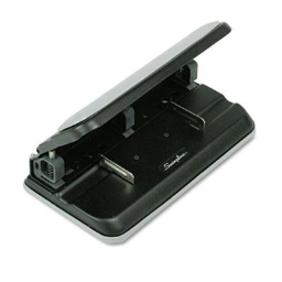Swingline 32-Sheet Easy Touch 3- to 7-Hole Punch