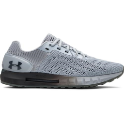 Under Armour HOVR Sonic 2 Mens Running Shoe in Mod Gray Jet Gray 3021586-100