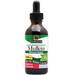 Mullein - Low Alcohol - 2,000 MG Per Serving (2 fl oz)
