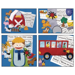Excellerations® Felt Story Sets - Set of All 3