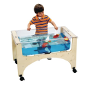 24-1/2H Regular Height See-Thru Sand-n-Water Table
