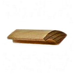 """Waddell 11604 Hardwood Pull for Drawer Fronts  ~ 4"""""""