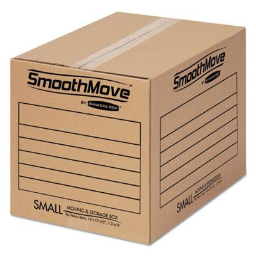 """Bankers Box SmoothMove 16"""" x 12"""" x 12"""" Basic Moving Boxes  20-Boxes"""