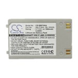 Replacement Battery for Samsung SB-P180A (Single Pack)