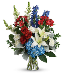 Colorful Tribute Flower Delivery
