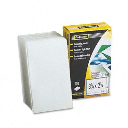 Fellowes Business Card-Size 5 Mil Laminating Pouches  100/Pack