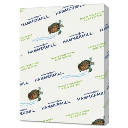 """Hammermill 8-1/2"""" x 11""""  20lb  500-Sheets  Green Recycled Colored Paper"""