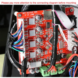 Anet A1284-Base Control Board Mother Board Mainboard