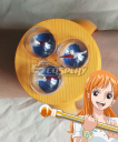 One Piece Nami New World Log Pose Watch Cosplay Accessory Prop