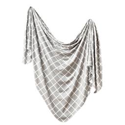 Midway Knit Swaddle Blanket