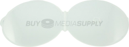 5mm Clear Clamshell CD/DVD Case Style #1 - 25