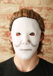 Michael Myers Beginning Resilient Mask Halloween Rob Zombie
