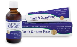 Value Pack - Under the Gums Irrigant and Paste