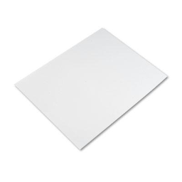 """Pacon Peacock 28"""" x 22"""" 25-Pack White Four-Ply Poster Boards"""