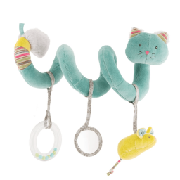 Les Pachats Activity Spiral Toy