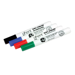 Ghent Whiteboard Markers  Set of 4