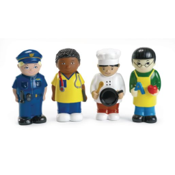 Excellerations® Our Soft Career Friends Set 2
