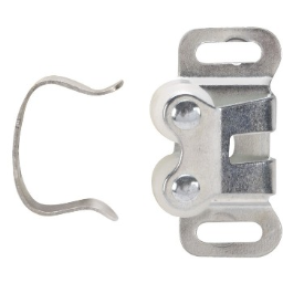 Hardware House  644575 Roller Catch, Chrome ~  5 Pack