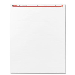 """Universal Recycled 27"""" x 24""""  50-Sheet  2-Pack  Unruled Easel Pads"""