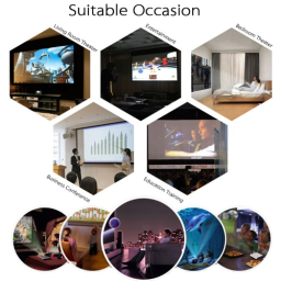 UC46 LED Projector