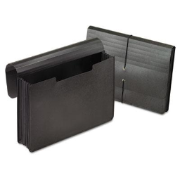 """Pendaflex Legal 5-1/4"""" Expanding Poly Wallet with Closure  Blue"""
