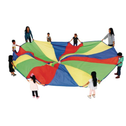 Excellerations® Brawny Tough Rainbow Parachute - 20
