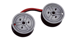 Dataproducts Non-OEM New Red/Black Calculator Ribbon for Unisys 19-2076-891 (12/PK)