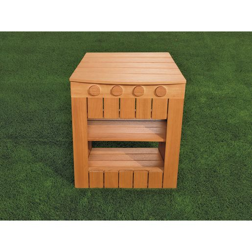 Outdoor Play Stove