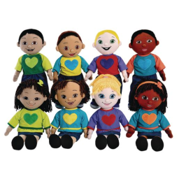 Excellerations® Cuddle Buddies - Set of All 8