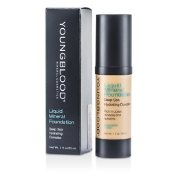 YoungbloodLiquid Mineral Foundation - Shell 30ml/1oz